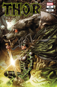Thor #11 SLHLA Exclusive Jay Anacleto TRADE VARIANT 1.15.21