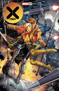 X-Men #17 Anacleto TRADE VARIANT 1.27.21