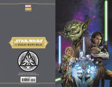 Load image into Gallery viewer, Star Wars High Republic #2 Carlo Pagulayan SLHLA VIRGIN VARIANT 2/15/21