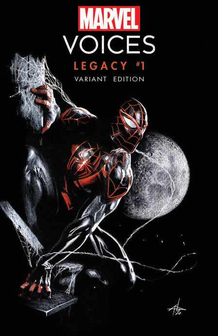 Marvel Voices: Legacy #1 Gabriele Dell'Otto TRADE 2.28.21