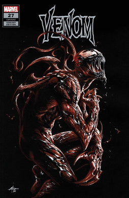 Venom #27 Cover A Trade by Gabriele Dell'Otto