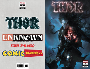 Thor #6 – God of Streetwear Bundle