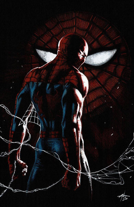 Amazing Spider-Man #46 (Cover by Dell'Otto) VIRGIN Cover B 8.20.20