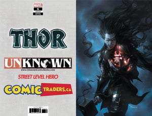 Thor #6 Mercado Variant VIRGIN