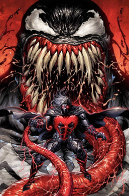Venom #26 Virgin Cover D by Tyler Kirkham