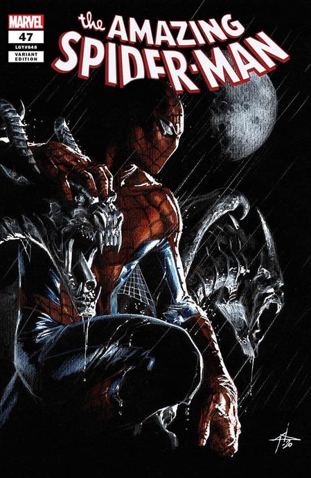 Amazing Spider-Man #47 Dell'Otto Variant TRADE