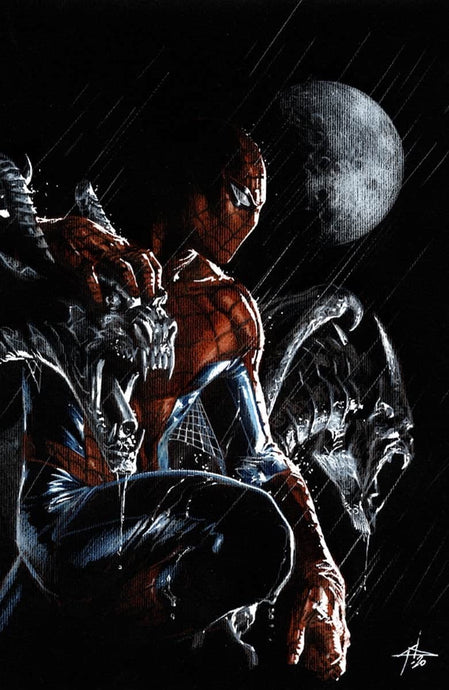 Amazing Spider-Man #47 Dell'Otto Variant VIRGIN
