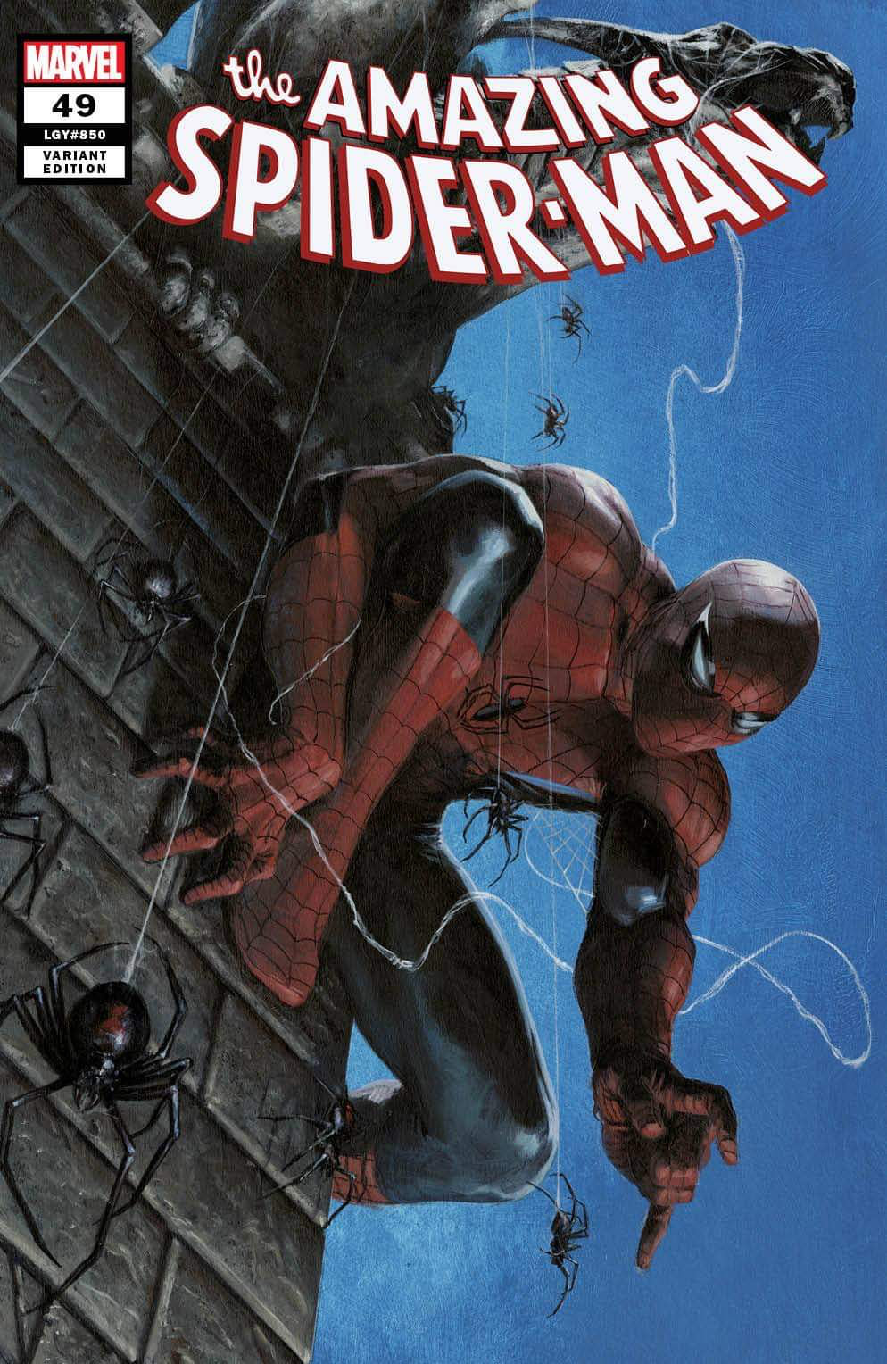 Amazing Spider-Man #49 Dell'Otto TRADE