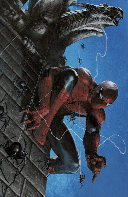 Amazing Spider-Man #49 Dell'Otto VIRGIN 10.15.20