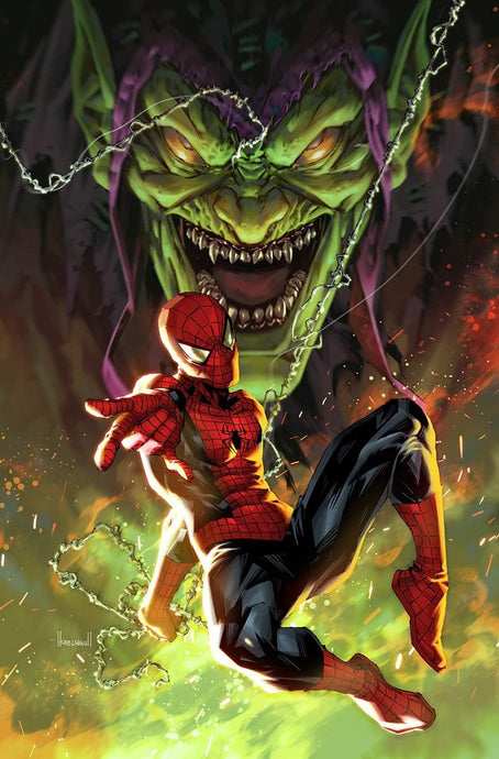 Amazing Spider-Man #49 Kael Ngu VIRGIN 10.15.20