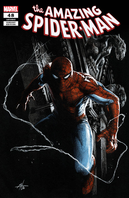 Amazing Spider-Man #48  Gabriele Dell'otto TRADE Cover 9.19.20
