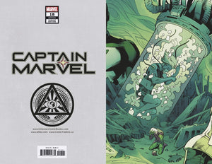 Captain Marvel #18 2nd Printing