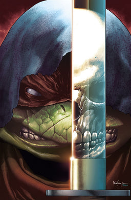 TMNT: The Last Ronin Variant Cover A by Mico Suayan