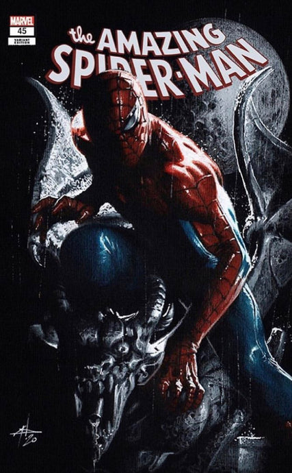 Amazing Spider-Man #45(Cover by Dell'Otto)Trade Dress Cover A