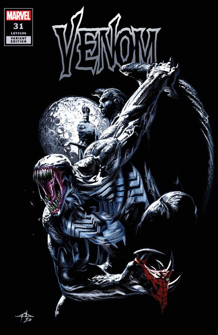 Venom #31 Cover A Trade by Gabriele Dell'Otto (VENOM)
