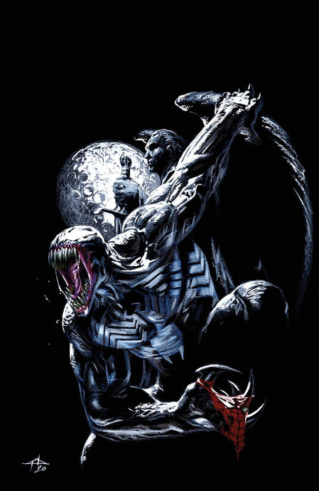 Venom #31 VIRGIN by Gabriele Dell'Otto (VENOM)