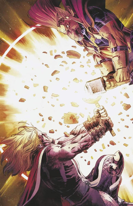 Thor #3 (4th Print) Klein VIRGIN 9.20.20