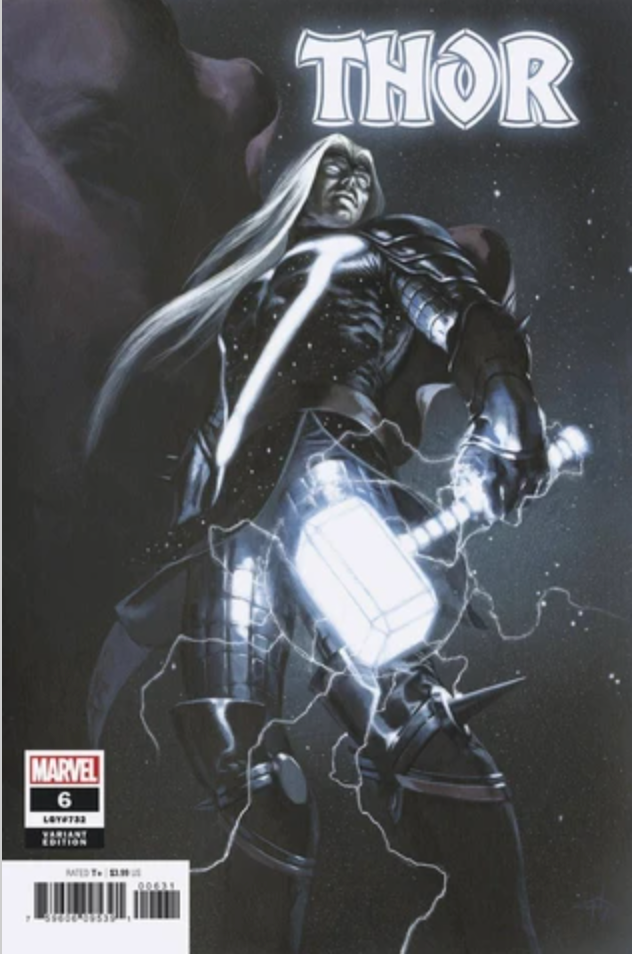 Thor #6 1:50 Gabrielle Dell'Otto Variant