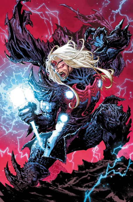 Thor #10 (Knullified) Lashley VIRGIN Variant Cover 12.15.20