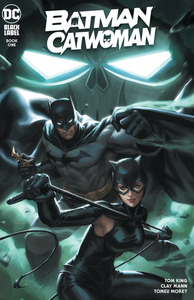 BATMAN CATWOMAN #1 (OF 12) EJIKURE EXCLUSIVE VAR (12/14/2020)