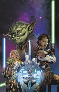 Star Wars High Republic #2 Carlo Pagulayan SLHLA VIRGIN VARIANT 2/15/21