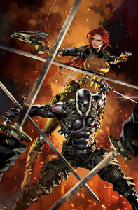 Snake Eyes: Deadgame #1 Variant Cover C by Kael Ngu 7.21.20