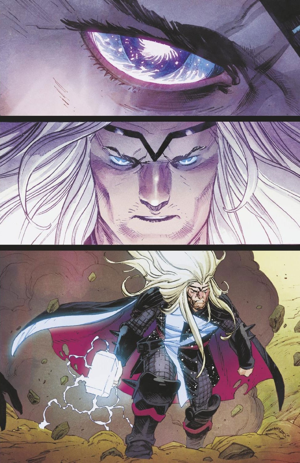 Thor #2 5th Print VIRGIN 10.9.2020