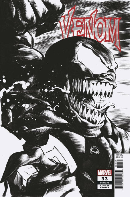 VENOM #33 Ryan Stegman 1:100 Ratio 3/14/21