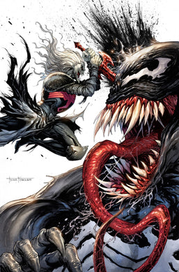 Venom #28 Tyler Kirkham SECRET VIRGIN