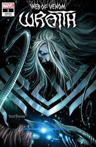 Web of Venom Wraith #1 Kirkham TRADE 9.20.20