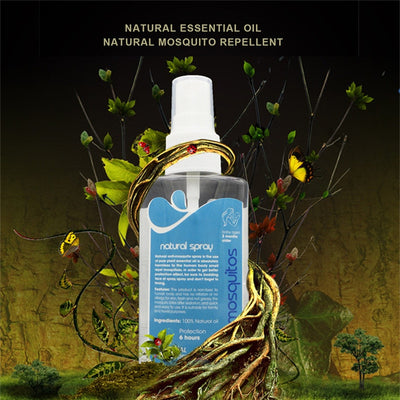 MosquitoX Natural Repellent Spray
