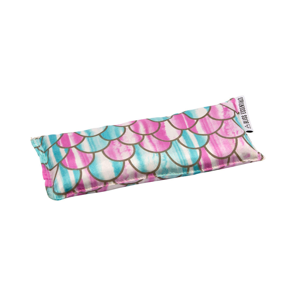 Tranquility Eye Pillow - Pink Mermaid - BlissEssentials_au