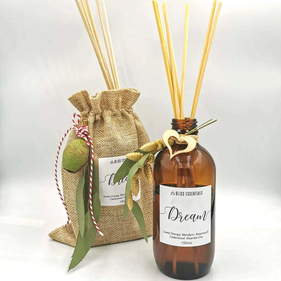 Dream Reed Diffuser - BlissEssentials_au