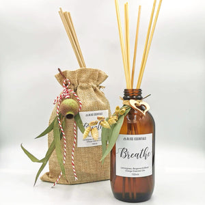 Breathe Reed Diffuser - BlissEssentials_au