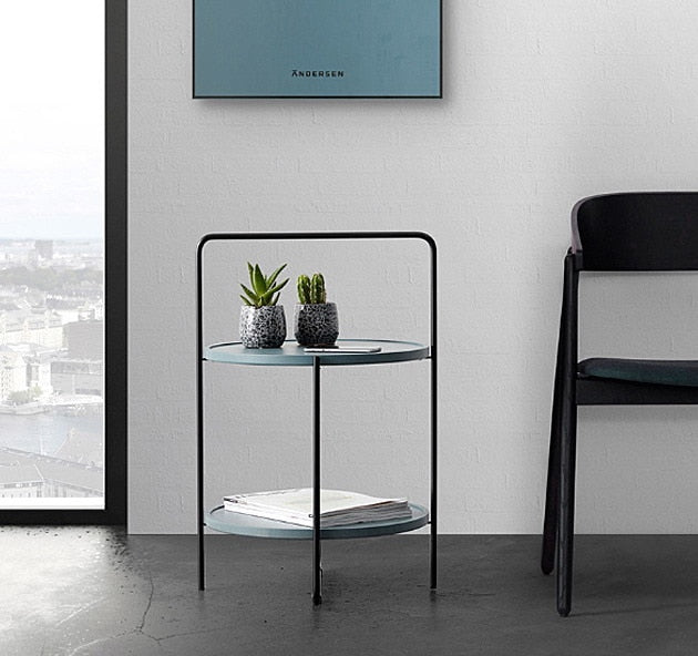 Classic Storage Side Table