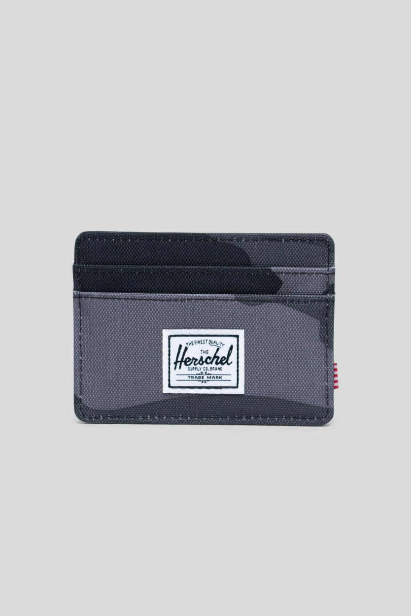 Charlie+ 600D Poly Wallet