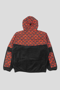 ACG AOP Fleece Anorak
