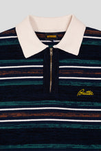 Load image into Gallery viewer, Schmidt Zip Polo