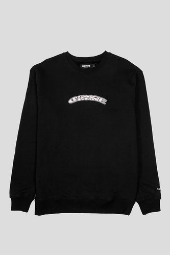SWFC Twisted Logo Crewneck