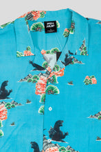 Load image into Gallery viewer, Godzilla Resort Button-Up Shirt