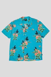 Godzilla Resort Button-Up Shirt