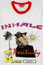 Load image into Gallery viewer, Inhale Positivity Tee
