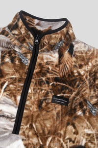 Realtree Polar Fleece Half Zip