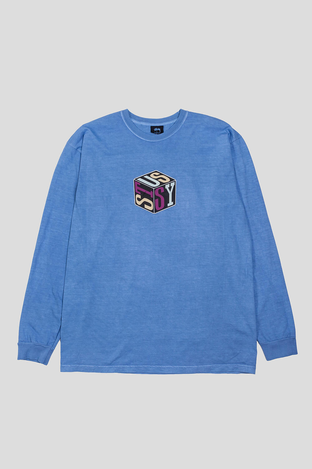 Cube Pigment Dyed Longsleeve
