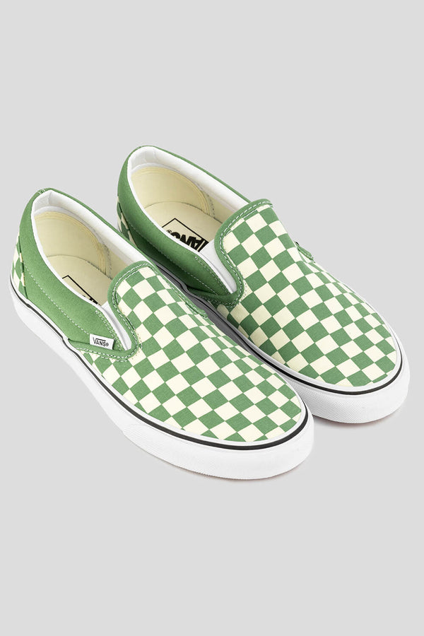 Classic Slip-On 'Shale Green'