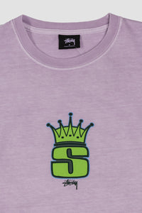 S Crown Pigment Dyed Tee