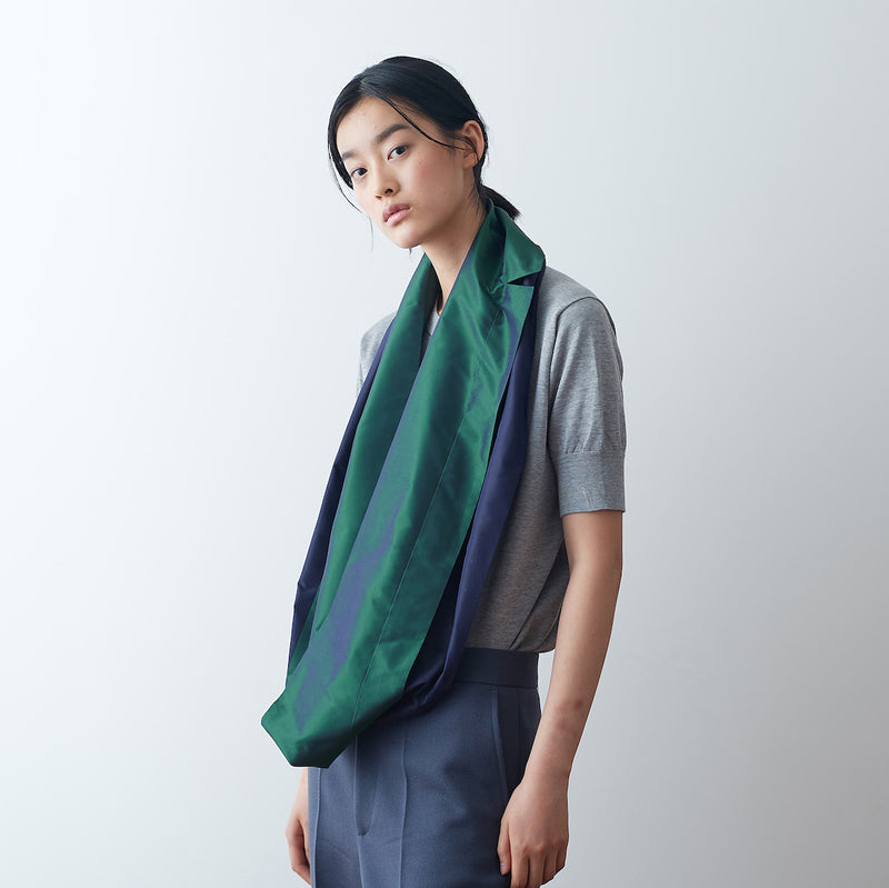 [ASTAIRE] -Green/Navy- popupdress Japan|ポップアップドレス