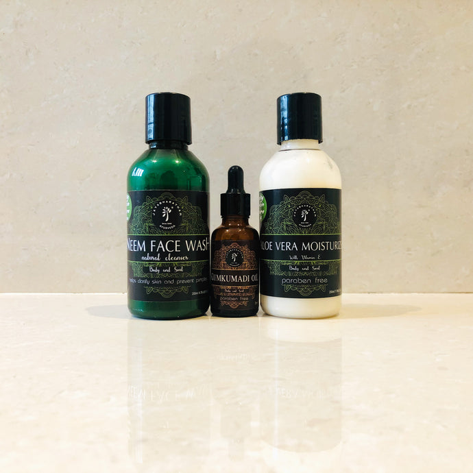 Skin Integrity Routine - Oily to Combination Skin Care Kit
