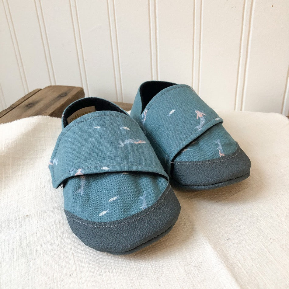 Cloth Baby Shoes 12-18 Months