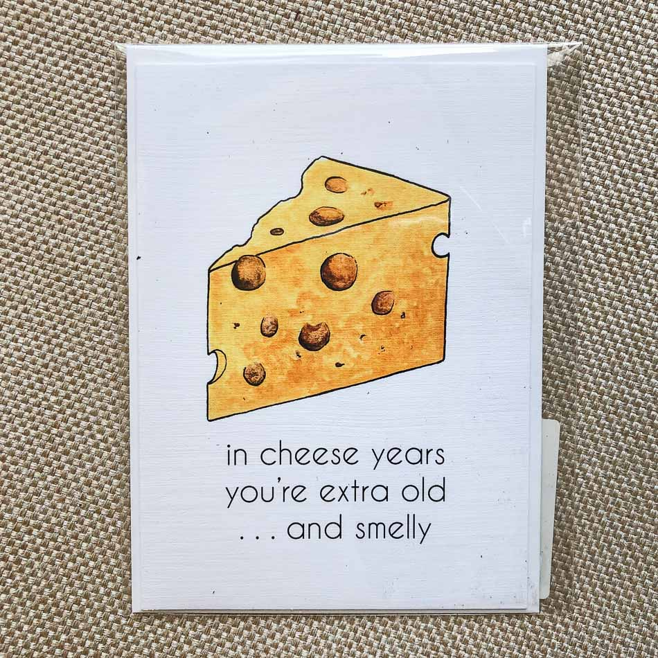 Old cheese